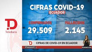 #TelediarioEC | 11 de mayo - 07h00 | Noticias Ecuador