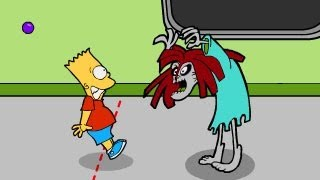 Bart Simpson Saw Game 2 Walkthrough, Escape Game by Inka Games