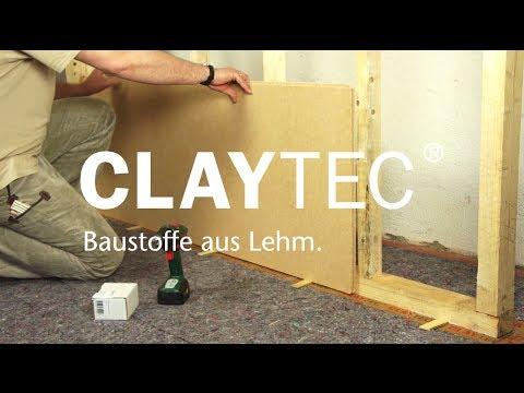 download youtube mp3 der lehmdiscount zeigt zimmerdecke mit rapido lehmbauplatten bauen. Black Bedroom Furniture Sets. Home Design Ideas