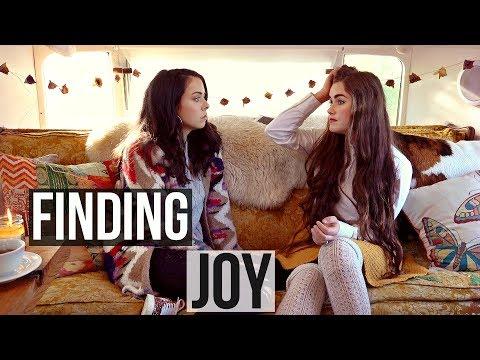connectYoutube - Find Joy After Tragedy. w/ Bonnie Kate Zoghbi #TeaTalk Episode 12