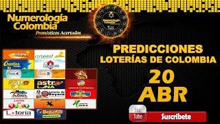 Predicciones para Lotería de hoy 20 de Abril 2021 ????????????????