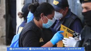 Pandilleros graban muerte de joven madre