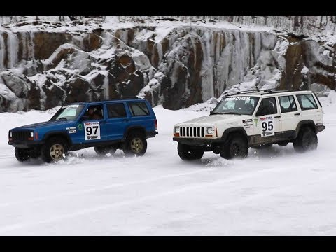 4WD VS 2WD Braking Final Test