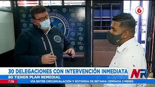120 delegaciones de la Fuerza Pública con ordenes sanitarias por mal estado