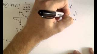 Review Problems for Calculus - Problem 54 + 55