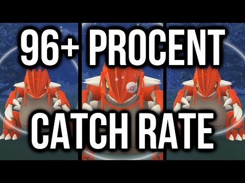 connectYoutube - HOW I GOT A 96%+ CATCH RATE on