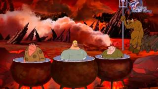 Три Богатыря и Шамаханская Царица (13-Part) [Russian PC Game]