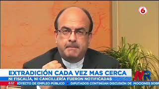 Exsacerdote Mauricio Víquez está cada vez más cerca de la extradición