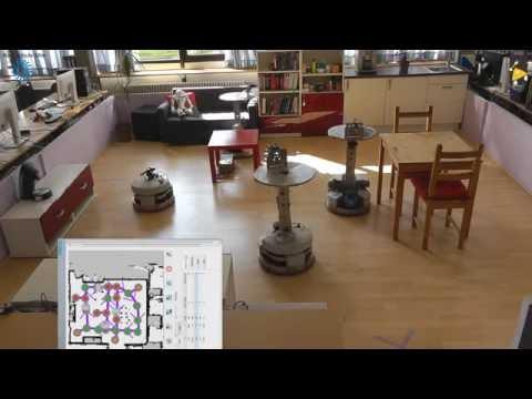 Towards a Robot Fleet for Intra-Logistic Tasks