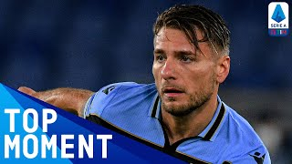 Ciro Immobile becomes 2nd Highest Lazio Goal Scorer | Lazio 2-1 Bologna | Top Moments | Serie A TIM