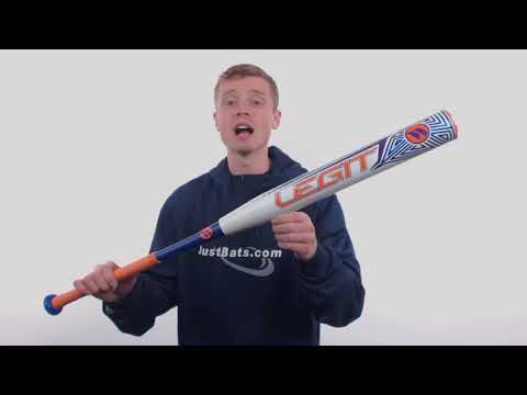 2018 Worth Legit XL ASA Slow Pitch Softball Bat: WHARVA