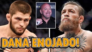 KHABIB y su REGRESO a UFC, Conor McGregor ENVIA MENSAJE a Dustin Poirier, Adesanya SEGUIRA en 185
