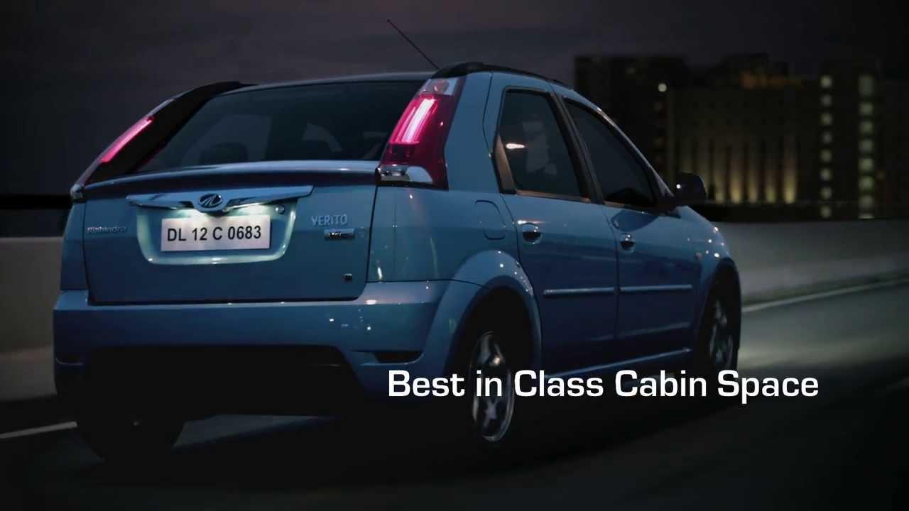 The Sporty New Compact Sedan Mahindra Verito Vibe video