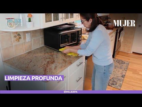 Tips para una limpieza profunda de la cocina |  Mujer