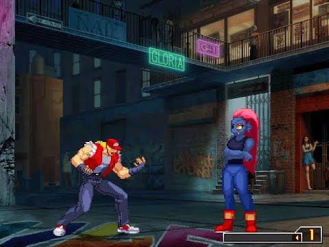 Super Mario - AK1 MUGEN Community