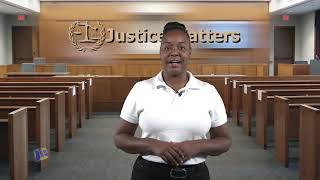 Justice Matters - Resumption of Jury Trials on a phased basis