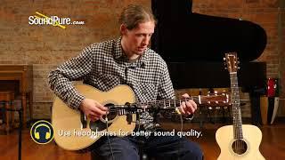 Acoustic Tonewood Comparison: Rosewood (Eastman E20OM) vs. Mahogany (Eastman E10OM)