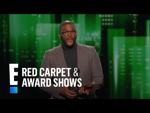 connectYoutube - Tyler Perry is The People's Choice for