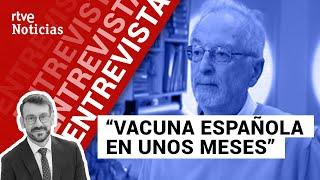 Entrevista a LUIS ENJUANES, científico del CNB-CSIC, por Marc Sala | La Noche En 24h