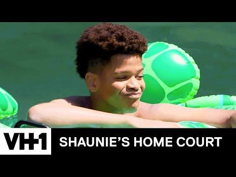 Shaunie Bribes Shaqir With $1,000 For School Shopping 'Sneak Peek'   Shaunie's Home Court