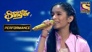 Guntaas Sings Her Heart Out | Superstar Singer - SETINDIA