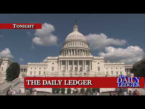 Monday March 20th - Tonight, on #TheDailyLedger on #OANN...