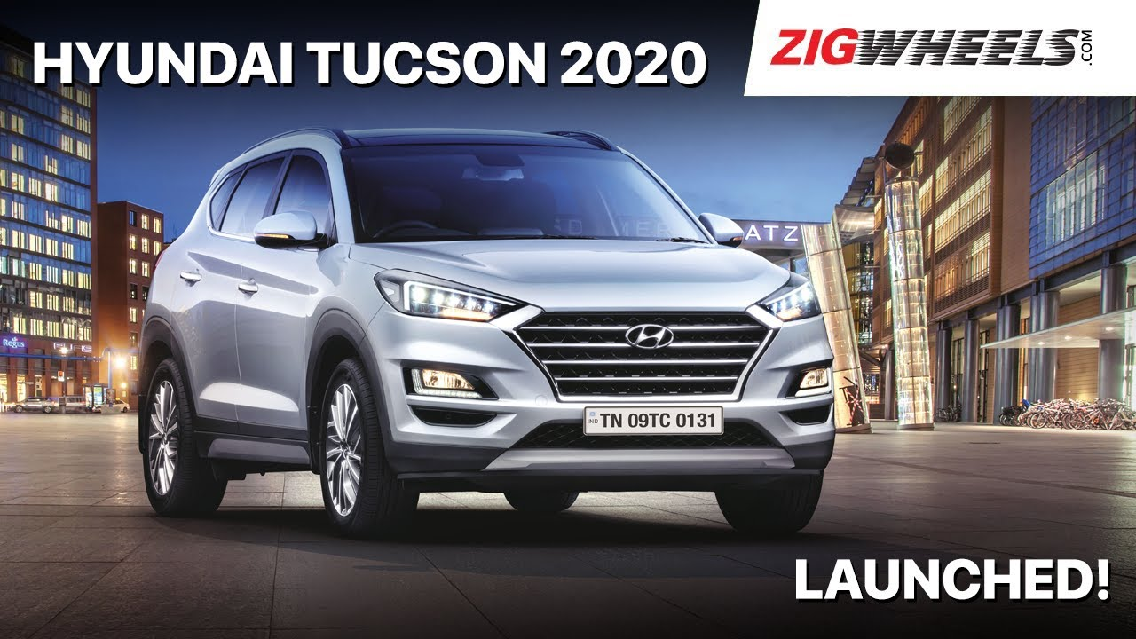 ZigFF: 🚙 Hyundai Tucson 2020 Facelift Launched | More Bang For Your Buck!
