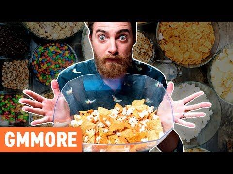 Ultimate Super Bowl Snack Mix Taste Test