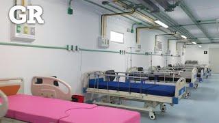 Arman hospital Covid en 15 días | Monterrey