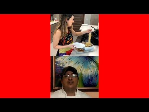 LA JEFA Y EL CHEF : Pera al pollo xtra