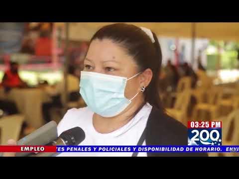 Más de 3 mil personas acudieron al Tercer Empleatón en la zona norte de Honduras