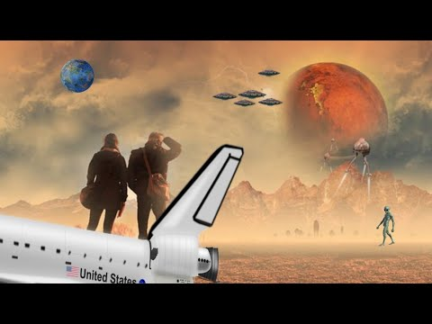 ค้นหาบรรพบุรุษมนุษย์บนดาวอังคา