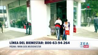 ¡Alertan por fraude telefónico con tarjetas de Bienestar! | Noticias con Francisco Zea