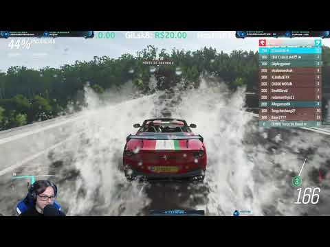 Live gameplay Testamos a Ferrari  Portofino
