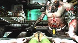 Quake 4 PC Stroggification Process and final boss fight
