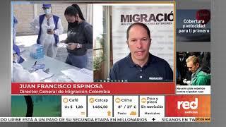 Red+ | Migración Colombia adelanta procesos por viajeros que ingresan con pruebas positivas