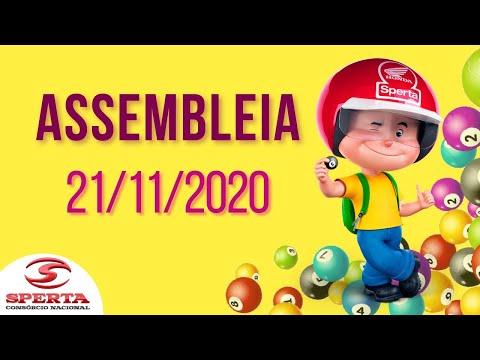 Sperta Consórcio - Assembleia - 21/11/2020