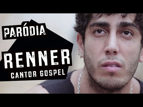 Paródia Renner Cantor Gospel - DESCONFINADOS