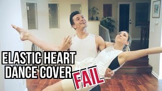 Sia – Elastic Heart (Official Music Video Dance Cover FAIL)