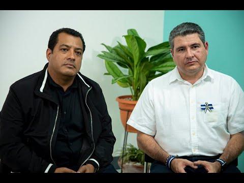 Ministerio Público dicta 90 días de prisión para Juan Sebastián Chamorro y Félix Maradiaga