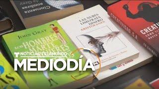 En Colombia, organizan los trueque de libros para promover la lectura   Noticias Telemundo