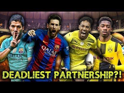 The Deadliest Partnership In European Football Is…   #StatWarsTheChampions