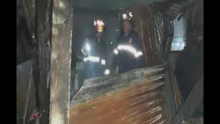 Incendio consumió una vivienda en Iztapa