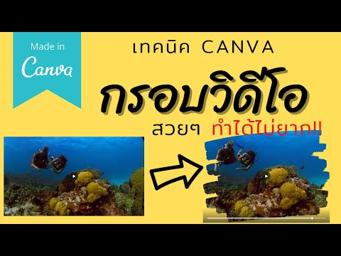 เทคนิค-Canva-ใส่กรอบวิดีโอ-(Vi