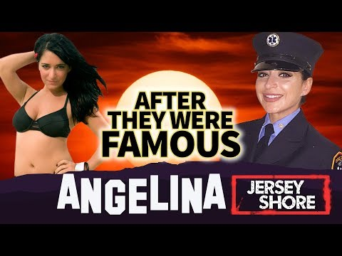 ANGELINA PIVARNICK | AFTER They Were Famous | Jersey Shore Family Vacation