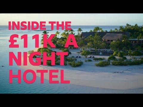 connectYoutube - Inside the luxury 11k night hotel - Amazing Hotels: Life Beyond the Lobby - BBC One