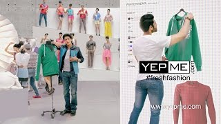 Shahrukh Khan New Yepme Fresh Fashion Tv Ad