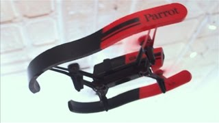 Parrot Bebop drone finally ready for takeoff