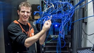 Fixing the DISASTER - Server Room Vlog Pt. 1