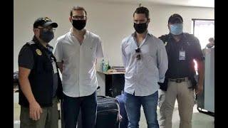 Hijos del expresidente Martinelli detenidos en Guatemala por lavado de Dinero